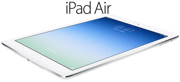 Convert Vuze to iPad Air